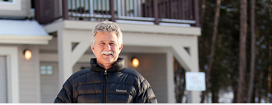 Bill Taylor, owner Colony Builders, Inc.