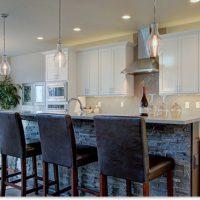 Meritage home design interior