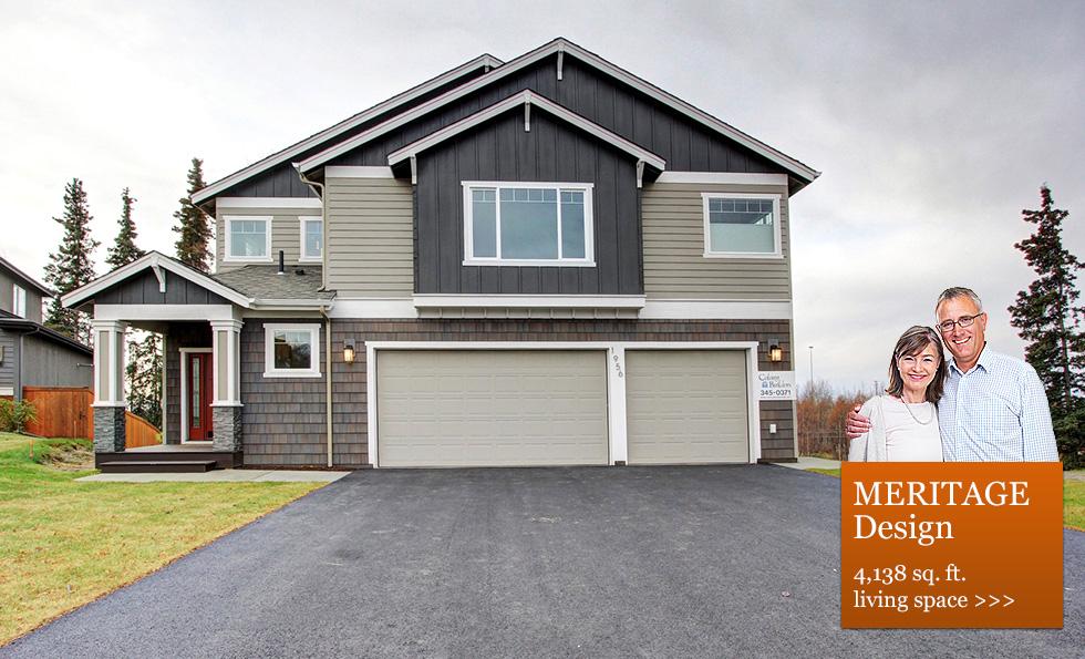 meritage home design