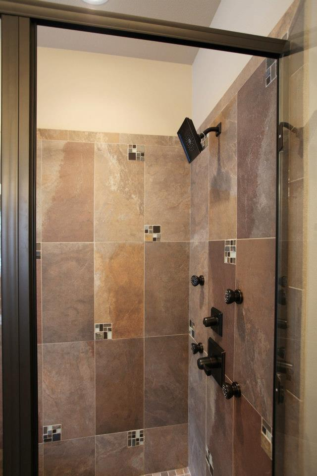 13 master shower