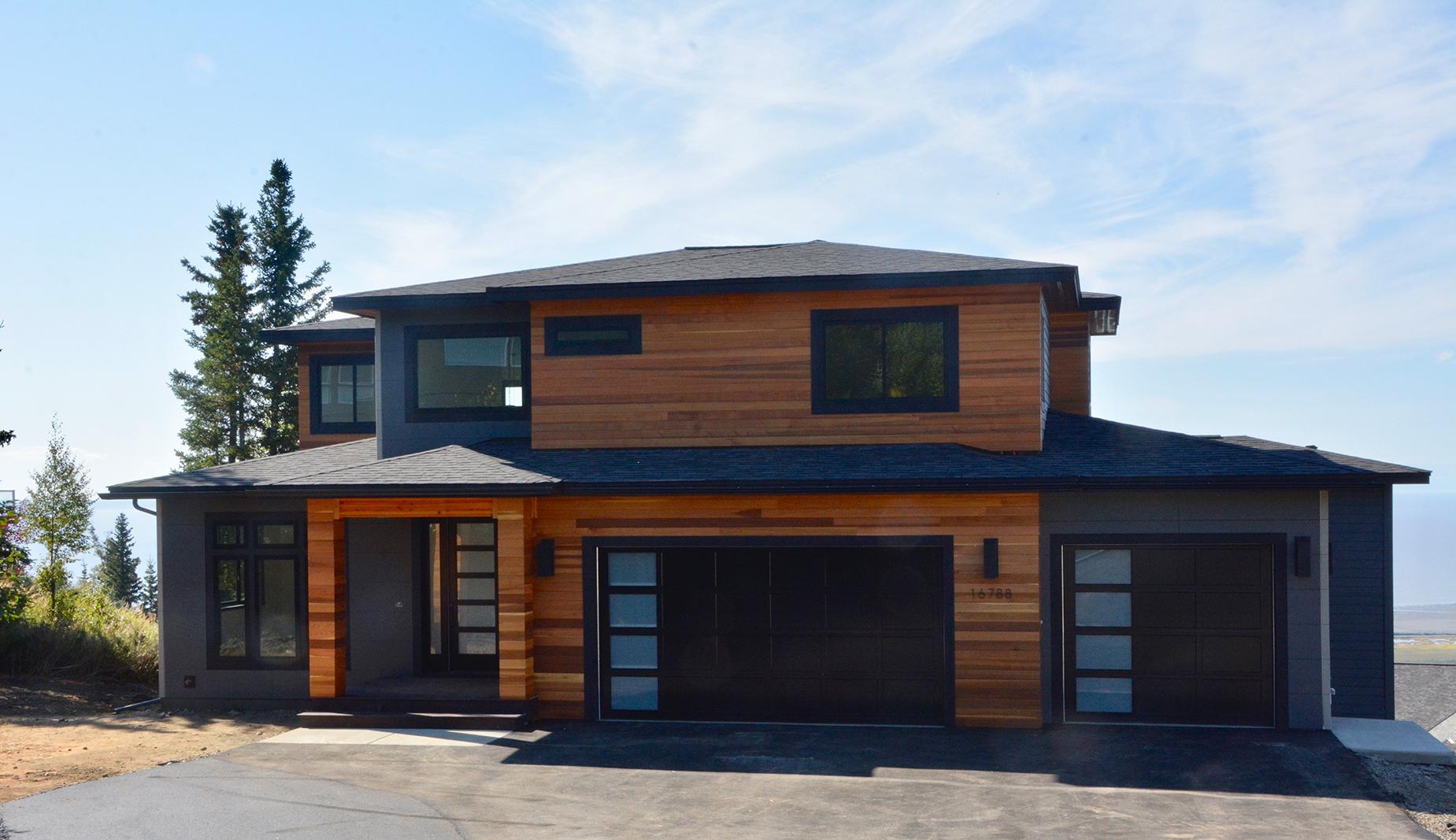 Sonoma Home Design Exterior 2018